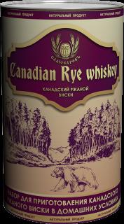 """Набор для приготовления """"Виски ржаной канадский"""""""