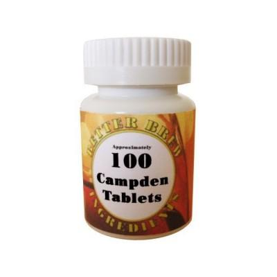 Таблетки Campden (метабисульфит калия)