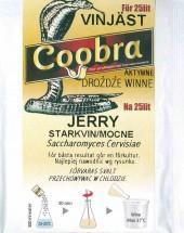 Дрожжи винные COOBRA JÄST SHERRY (Херес)