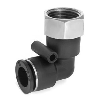 Уголок PUSH PLF12-04 1/2 дюйма F x12 мм