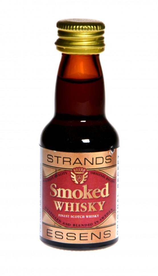 Эссенция Strands Smoked Whisky (Дымный Виски) 25мл (Швеция)