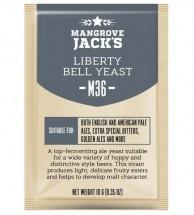 """Пивные дрожжи Mangrove Jack's """"Liberty Bell Ale M36"""", 10 г"""