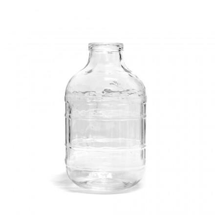 Банка ТО, прозрачное стекло, 10 л
