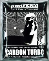 Турбо дрожжи Puriferm Carbon (с углем), 106 гр