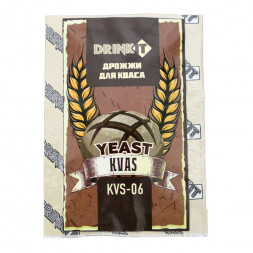 Квасные дрожжи Drinkit KVS-06 12гр.