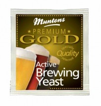 Дрожжи Muntons Prem Gold, 6 г
