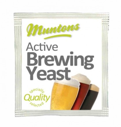 Дрожжи Muntons Standart Yeast, 6 г