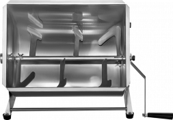 Фаршемес поворотный с механическим приводом, 11 л