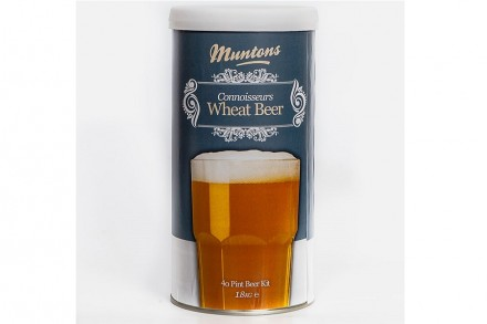 Солодовый экстракт Muntons Wheat Beer, 1,8 кг.