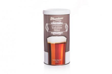 Солодовый экстракт Muntons Yorkshire Bitter , 1,8 кг.