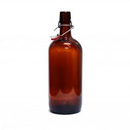 Бутылка Бомба, 1 л / 9 шт (бугель в комплекте) NEW