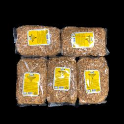 Щепа для копчения ольховая Traveller 200 грамм (5 упак)