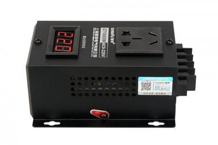 Регулятор мощности для ТЭН, GT-10000W