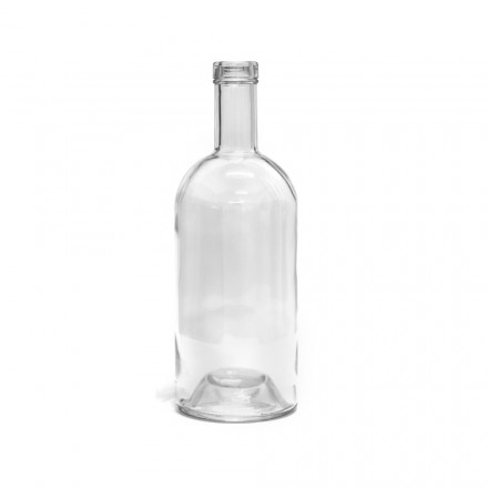 Бутылка Виски Лайт, 0,7 л./ 9 шт.
