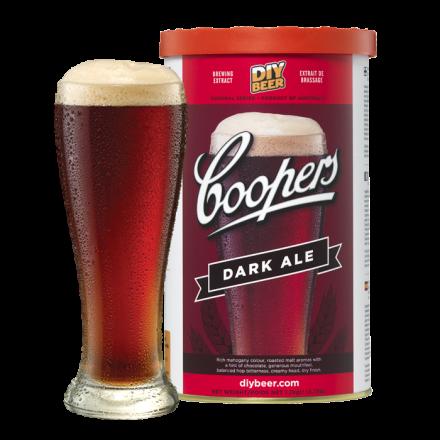 Солодовый экстракт Coopers Dark Ale 1,7 кг