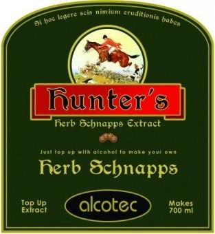Вкусовая добавка Alcotec Hunters Herb Schnapps
