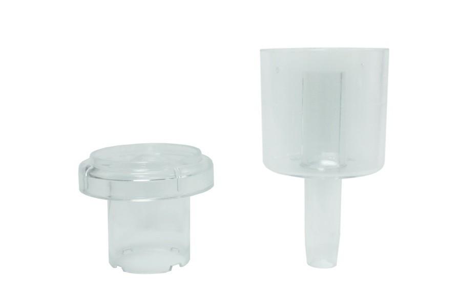 Гидрозатвор двухсекционный Mini без уплотнения