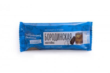 Бородинская настойка / Саше-пакет / набор трав и специй для настаивания алкоголя