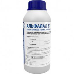 Фермент жидкий Альфалад БТ (Альфа-амилаза высокотемпературная) 1 л