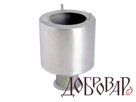 """Сухопарник-каплеуловитель - 50 (кламп 2"""")"""