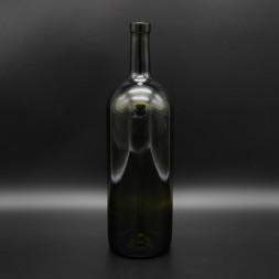 Бутылка винная оливковое стекло 1,5 л Бордо