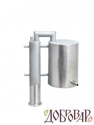 Дистиллятор Томагавк на кламповом соединении 1.5 дюйма