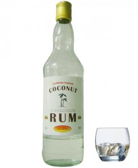 Вкусовая добавка Alcotec Coconut Liqueur Extract Rum