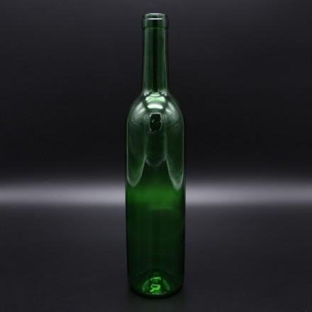 Бутылка винная зеленое стекло 0,7 л Бордо-2