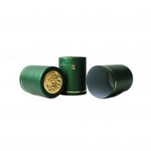 Термоколпачок (40мм) цвет зеленый, 40 шт