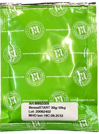 Бактериальная стартовая культура «БЕССАСТАРТ» 30 г на 50 кг фарша