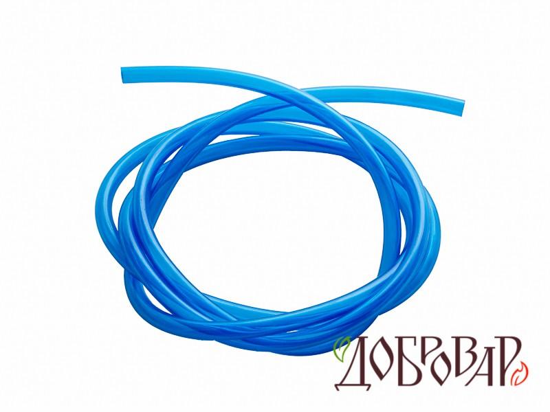 Шланг ПВХ 8 мм синий - 1 м