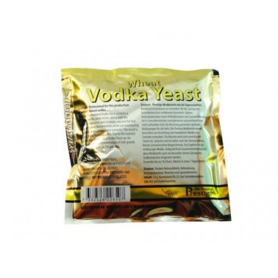 Дрожжи Vodka Yeast with AG на 20 - 25 л, Prestige
