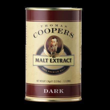 Солодовый экстракт Coopers Dark Malt 1,5 кг