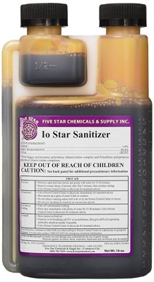 Дезинфицирующее средство IO Star (Five Star), 473 мл