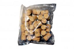 Пробки корковые агломерированные для вина 23x35, 25 шт